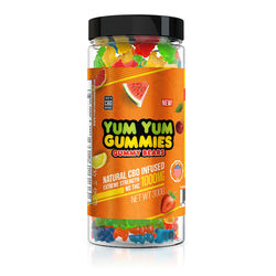 Yum Yum Gummies 1000mg - CBD Infused Gummy Bears